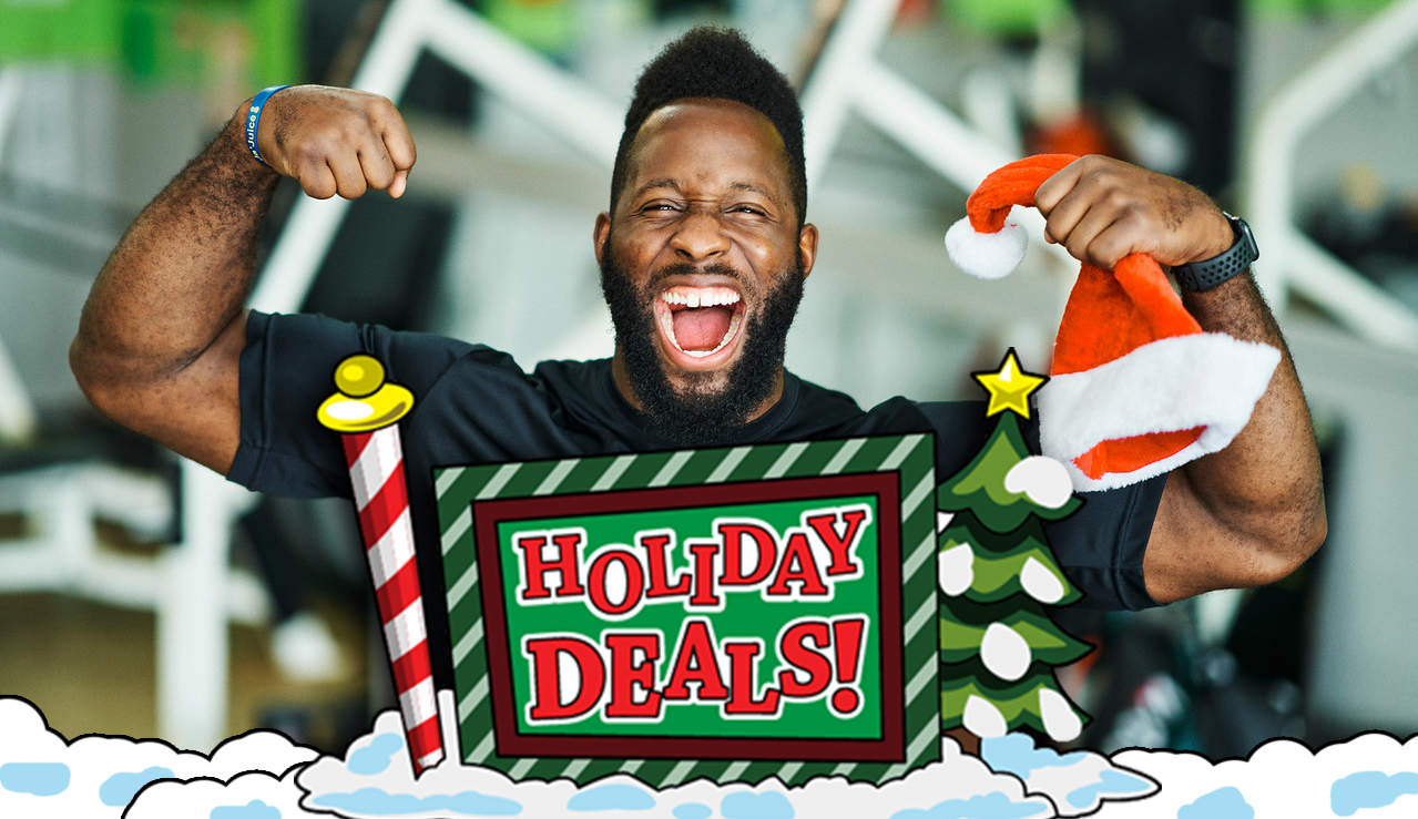 Holiday Deals Logan